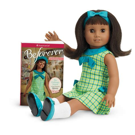 Where Can I Find American Girl Gift Cards - amazon com american girl melody doll and book toys games