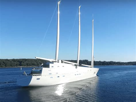 superyacht sunday 400 million sailing yacht a 6 cool - Boats Plus
