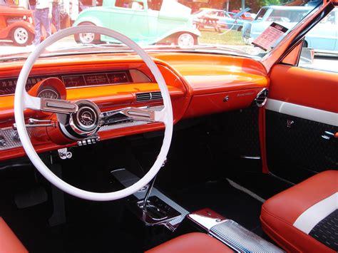 custom orange  impala ss  heavy modifications