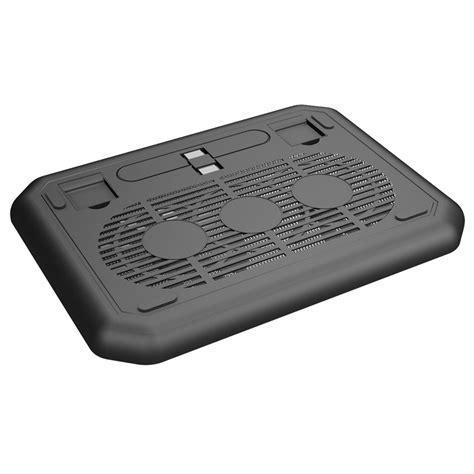 Senter M10 cooling pad laptop m10 black jakartanotebook