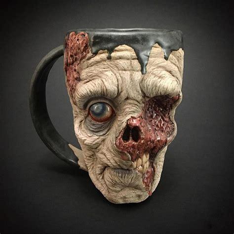 Les mugs zombie de Kevin ?Turkey? Merck   2Tout2Rien