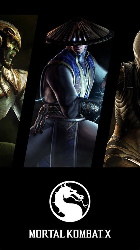 wallpaper iphone 5 mortal kombat 640x1136 mortal kombat x iphone 5 wallpaper