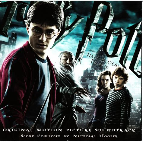 harry potter and the half blood prince 2009 full cast harry potter and the half blood prince nicholas hooper