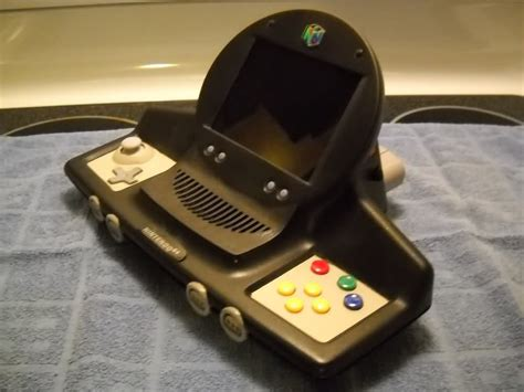 console mod featured the n terprise 64 nintendo 64 console mod by