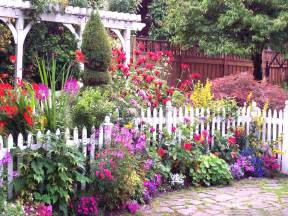 Images Flower Gardens Cottage Garden Pictures Photos And Images For And