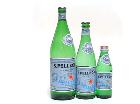 Refresh Kitchen Cabinets by San Pellegrino Sparkling Water 250ml Crescent Commercial