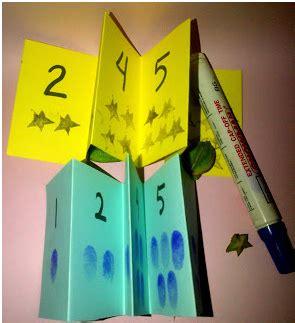 Belajar Menulis Berhitung Melalui Sc cara membuat buku berhitung lucu untuk anak usia