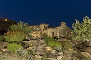 Mid Century Modern Baseboard by Desert Landscaping Ideas Exterior Mediterranean With