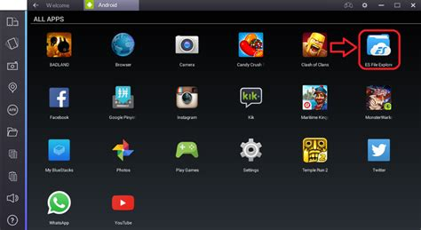 bluestacks android emulator for windows 7 windows 8 windows 10 android emulators