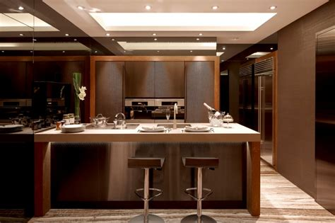 Dada Kitchen by Style Functionality And Prestige In Armani Dada Kitchens