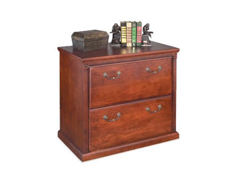 cherry lateral file cabinet 2 drawer americana 2 drawer lateral file cabinet cherry mac 450c