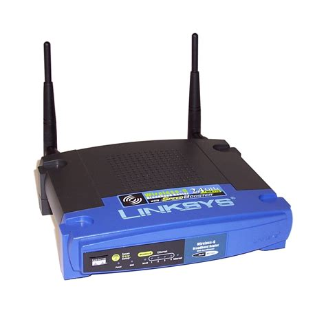 Wifi Router Linksys Wrt54g Cisco Linksys Wrt54gs V4 Wireless G Broadband Router With