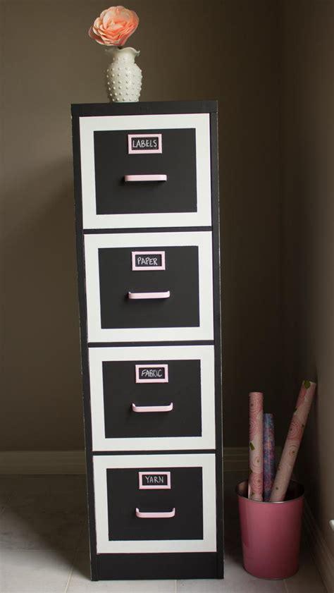 diy file cabinet makeover allfreeholidaycraftscom