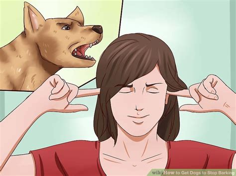 how to to stop barking 5 ways to get dogs to stop barking wikihow