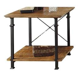 Table Within A Table Rustic X End Table Home Furniture Design