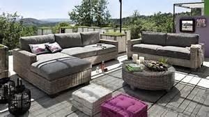 salon de jardin design luxe quel salon dans le jardin