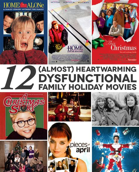 family movies 12 almost heartwarming dysfunctional family holiday