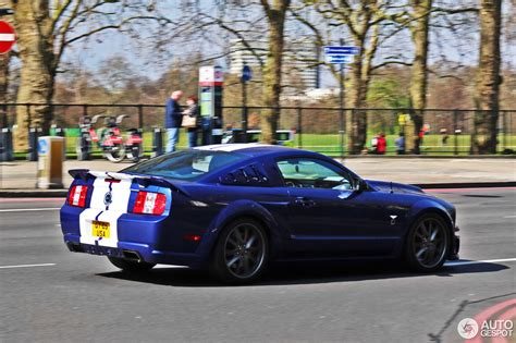 Ford Mustang Roush Stage 3 by Ford Mustang Roush Stage 3 4 August 2016 Autogespot