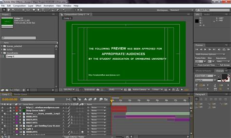 adobe after effects cs4 templates ciabasire