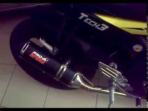 Knalpot Racing R25 Mt25 Termignoni Gp Black Custom knalpot r25 dipasang di r15 doovi
