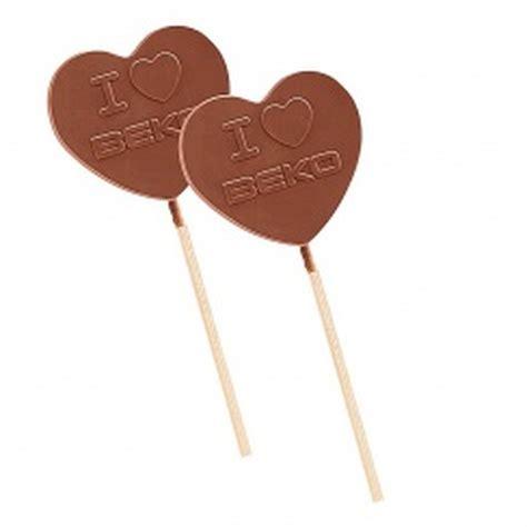 personalised chocolate lollipop lollipops distinctive