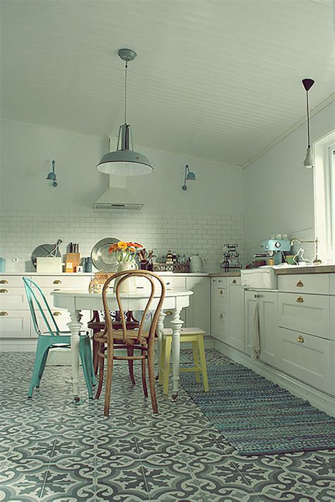 Freedom Furniture Kitchens inspired floors by carole poirot the oak furniture land blog