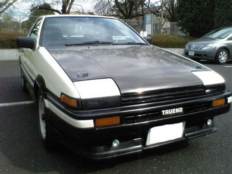 Toyota Ae86 Trueno For Sale Toyota Ae86 Trueno Initial D Modified For Sale