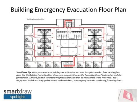 fire evacuation floor plan smartdraw spotlight do you have an emergency evacuation plan