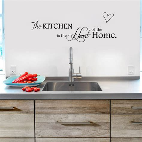 the kitchen is the of the home kitchen sayings promotion shopping for promotional