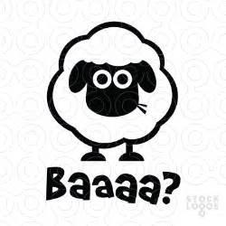 sold logo baaaa sheep stocklogos com