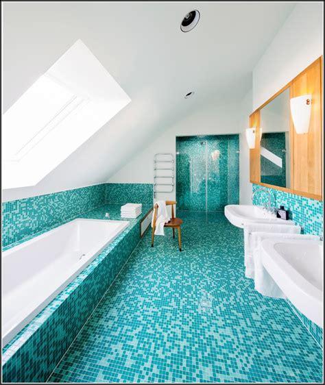badezimmer fliesen mosaik mosaik badezimmer