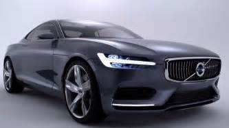 Are Volvos Luxury Cars Volvo Concept Coup 233 A Glimpse Into The Future Of Luxury