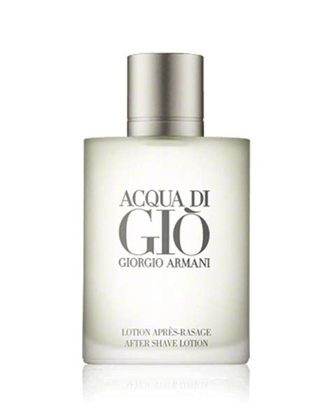Jual Parfum Aqua Digio giorgio armani acqua di gio homme aftershave 100 ml gt 31