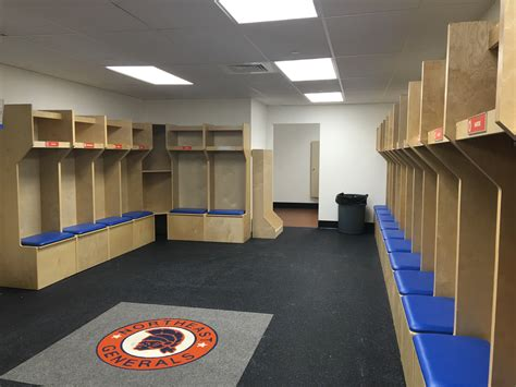 gallery custom sports locker rooms playerstall