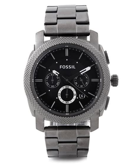 Fossil Fs4662 Original All Black fossil fs4662 gents price in india buy fossil