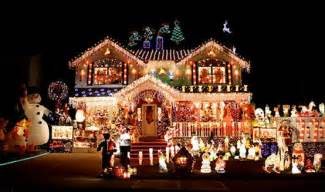 house christmas lights light outside ideas some images