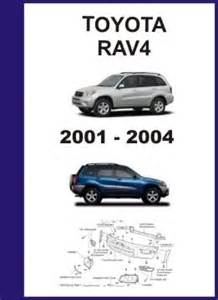 toyota rav4 rav 4 2001 2002 2003 2004 workshop repair