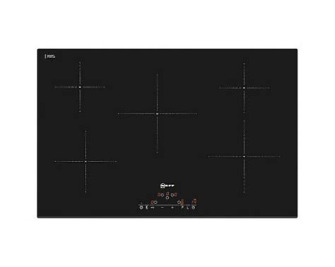 neff t41d82x2 electric induction hob induction hobs our of the best housetohome co uk