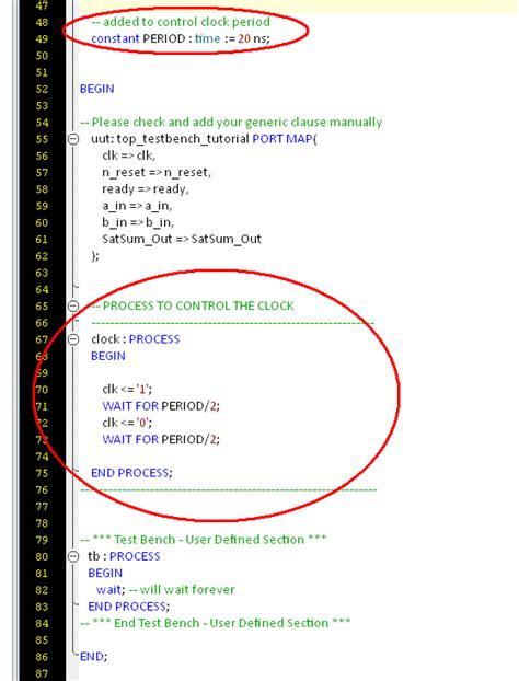 test bench in vhdl test bench vhdl 28 images vhdl 4 bit full adder