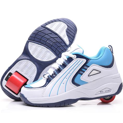 shoes with rollers cool shoe children heelys boy and top quality roller