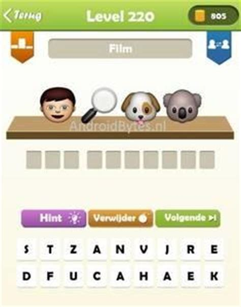 film emoji quiz level 220 emoji quiz film deel 2 androidbytes