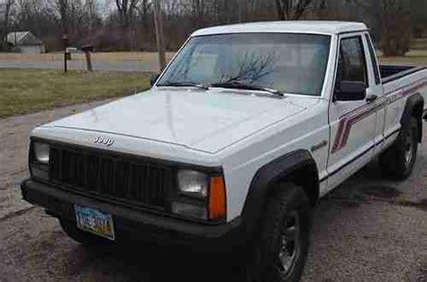 90 Jeep Comanche Buy Used Collectible 1989 Jeep Comanche Truck W 90k