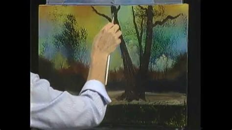 bob ross paints review bob ross the of painting arms on the tree