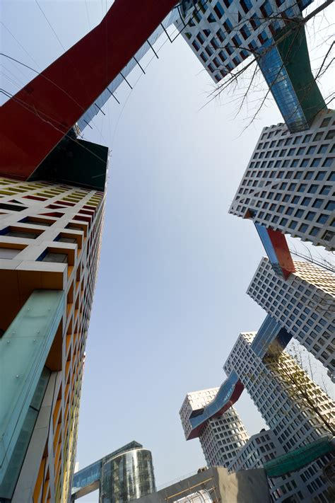 linked hybrid architect magazine beijing china