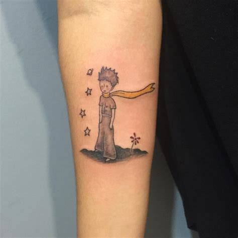 little prince tattoo 45 eloquent prince tattoos that express immense