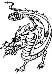 ausmalbilder tiere drachen z228hmen leicht gemacht kostenlos sketch template