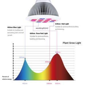 and blue spectrum led lights led grow lights review tomato growing