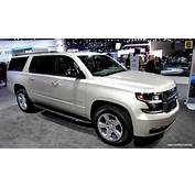 2015 Chevrolet Suburban LTZ  Exterior And Interior
