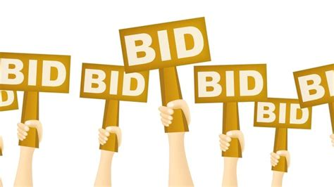 bid tickets auction ticket