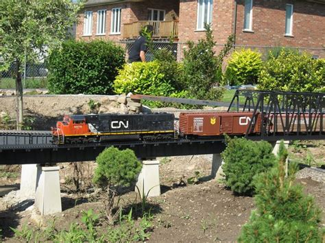 G Scale Garden Railway Layouts 1000 Ideas About Garden Railroad On Pinterest Model Trains Model Layouts And Model